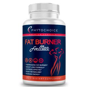 PhytoChoice - Fat Burner for Men (Navy Label)